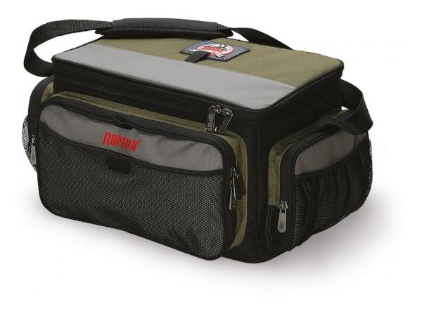 сумка Rapala Lite Tackle Bag : Fishing bags and cases for spinning