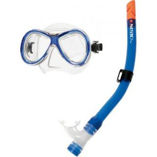 Diving Set with Mask and Snorkel for Kids Set Capri MD Seac 9465-9466