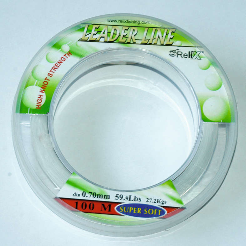 Fishing lines fishing lines relix fishing lines relix for Fishing line leader